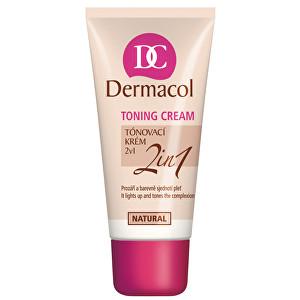 Dermacol Tónovací krém 2 v 1 30 ml Natural
