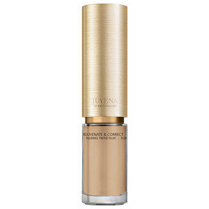Juvena Tónující fluid SPF 10 (Rejuvenate   Correct Delining Tinted Fluid) 50 ml Natural Bronze