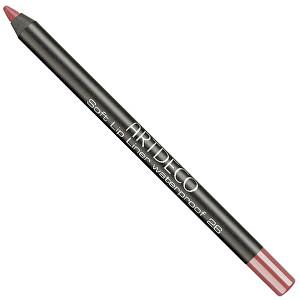 Artdeco Voděodolná konturovací tužka na rty (Soft Lip Liner Waterproof) 1,2 g 12 Warm Indian Red