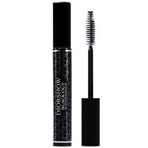 Dior Voděodolná objemová řasenka Diorshow Black Out Waterproof (Spectacular Volume Intense Black-Kohl Mascara) 10 ml 099 Black Khol