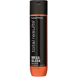 Matrix Vyhladzujúci kondicionér pre neposlušné vlasy Total Results Mega Sleek (Conditioner for Smoothness) 1000 ml