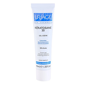 Uriage Zvláčňující gelový krém Kératosane 30 (Cream Gel) 40 ml