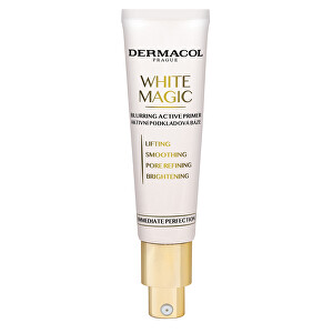 Dermacol Aktivní podkladová báze pod make-up White Magic (Blurring Active Primer) 30 ml