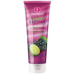 Dermacol Antistresový sprchový gel Hrozny s Limetkou 250 ml