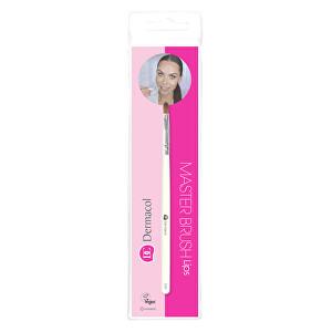 Dermacol Kosmetický štětec na rty s pouzdrem a kartičkou D60 (Master Brush Lips)