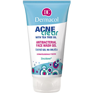 Dermacol Mycí gel na obličej Acneclear (Face Wash Gel) 150 ml