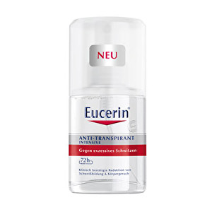 Eucerin Intenzivní antiperspirant sprej (Anti-Transpirant Intensive) 30 ml