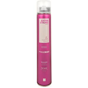 Freelimix Extra silně tužící lak na vlasy ve spreji 500 ml
