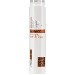 Freelimix Rekonstrukční šampon na vlasy Kerayonic (Shampoo) 250 ml