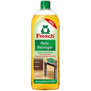 Zobrazit detail výrobku Frosch Čistič na dřevěné podlahy a povrchy 750 ml