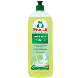 Frosch Citrusový balzam na riad 750 ml