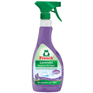 Zobrazit detail výrobku Frosch Levandulový hygienický čistič 500 ml