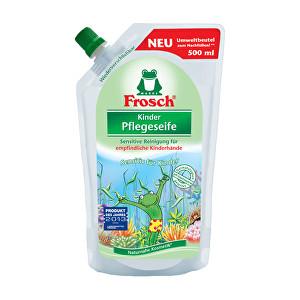 Zobrazit detail výrobku Frosch Tekuté mýdlo pro děti - náhradní náplň 500 ml