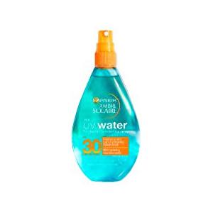 Garnier Sluneční ochrana čirá voda SPF 30 (UV Water Clear Sun Cream Spray SPF 30) 150 ml