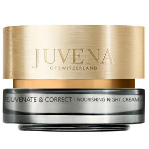Juvena Intenzivní vyživující noční krém pro suchou až velmi suchou pleť (Rejuvenate & Correct Intensive Nourishing Night Cream) 50 ml