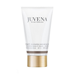 Juvena Krém na ruky a nechty Specialists (Rejuvenating Hand And Nail Cream SPF 15) 75 ml