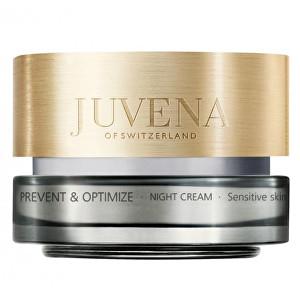 Juvena Nočný krém pre citlivú pleť ( Prevent & Optimize Night Cream Sensitiv e ) 50 ml