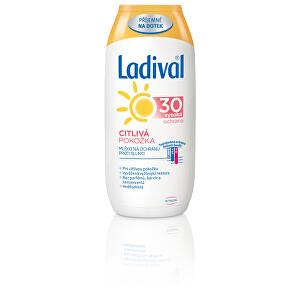 Ladival Mléko na ochranu proti slunci pro citlivou pokožku OF 30 200 ml