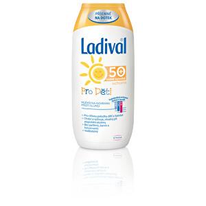 Ladival Opalovací mléko pro děti OF 50 200 ml