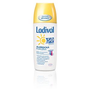 Ladival Sprej na ochranu proti slunci pro alergickou pokožku OF 50 150 ml