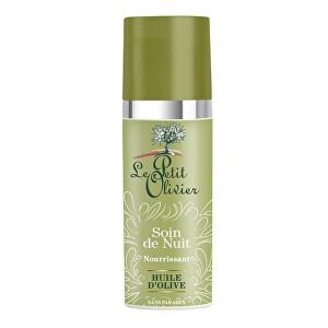 Le Petit Olivier olivový olej Night Skincare Nourishing 50 ml