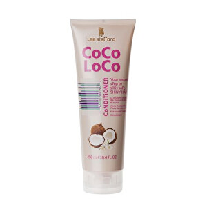 Lee Stafford Kondicionér s kokosovým olejom CoCo LoCo (Conditioner) 250 ml