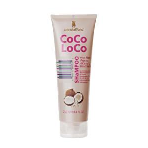 Lee Stafford Šampon s kokosovým olejem CoCo LoCo (Shampoo) 250 ml