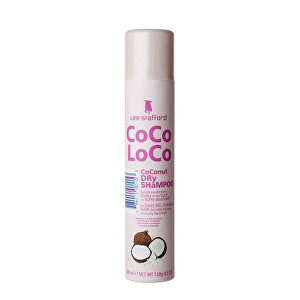 Lee Stafford Suchý šampon s kokosovým olejem CoCo LoCo (Dry Shampoo) 200 ml
