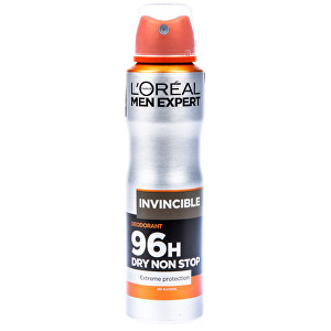 L´Oréal Paris Deodorantrant ve spreji pro muže Men Expert Invincible 150 ml