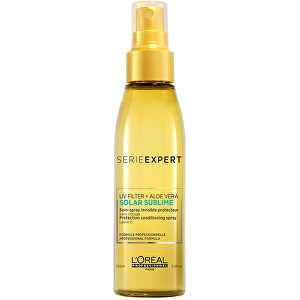 Loreal Professionnel Sprej na vlasy namáhané slnkom Serie Expert Solar Sublime (Protection Conditiong Spray) 125 ml