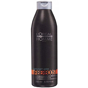 Loreal Professionnel Șampon bărbatesc pentru păr fin Fiberboost (Densifying Shampoo) 250 ml