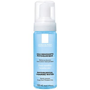 La Roche Posay Fyziologická pěnová voda Physiologique (Physiological Foaming Water) 150 ml