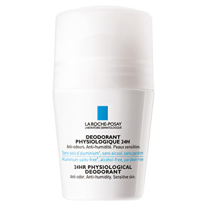 La Roche Posay Fyziologický deodorant roll-on 24H (24HR Physiological Deodorant) 50 ml