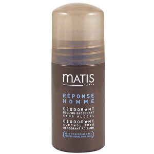 Matis Paris Roll-on deodorant bez alkoholu pro muže Réponse Homme (Alcohol Free Deodorant Roll-On) 50 ml