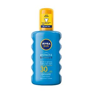 Nivea Intenzivní sprej na opalování SPF 30 Sun (Protect & Bronze Sun Spray) 200 ml