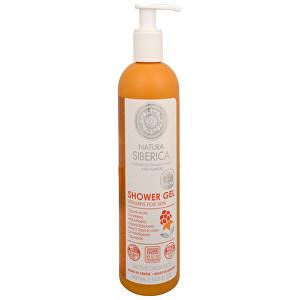 Natura Siberica Sprchový gel - Vitamíny pro pleť (Shower Gel Vitamins For Skin) 400 ml