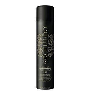Orofluido Zkrášlující lak na vlasy se střední fixací (Hairspray Medium Hold) 500 ml