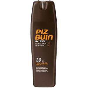 Piz Buin Sprej na opalování SPF 30 (In Sun Ultra Light Sun Spray) 200 ml