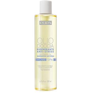 Pupa Relaxační, regenerační sprchový olej Home Spa Olio Doccia (Regenerating Anti-Stress Shower Oil) 200 ml