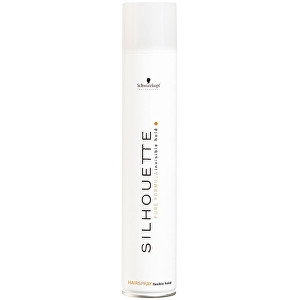 Schwarzkopf Professional Flexibilné vlasový sprej Silhouette (Hairspray Flexible Hold) 500 ml