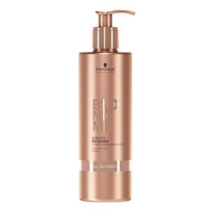 Schwarzkopf Professional Intenzivní keratinová kúra pro blonďaté vlasy BLONDME (Keratin Restore Intense Care Bonding Potion) 150 ml