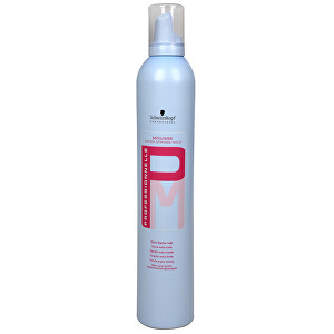 Schwarzkopf Professional Super silné penové tužidlo PROFESSIONNELLE (Mousse Super Strong Hold) 500 ml