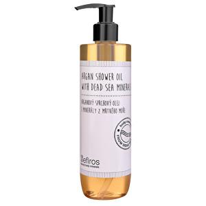 Sefiros Arganový sprchový olej s minerály z Mrtvého moře (Argan Shower Oil With Dead Sea Minerals) 300 ml
