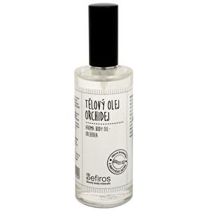 Sefiros Tělový olej Orchidej (Aroma Body Oil) 125 ml