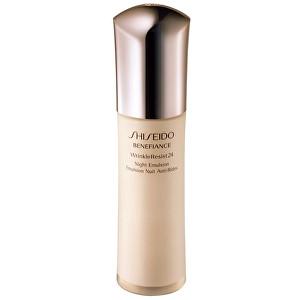 Shiseido Protivrásková noční emulze Benefiance WrinkleResist 24 (Night Emulsion) 75 ml