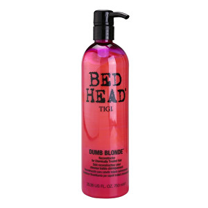 Tigi Kondicionér pro chemicky ošetřené vlasy Bed Head Dumb Blonde (Reconstructor For Chemically Treated Hair) 750 ml