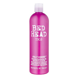Tigi Objemový gélový kondicionér Bed Head Fully Loaded (Volumizing Conditioning Jelly) 750 ml