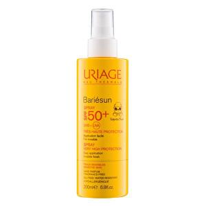 Uriage Opaľovací sprej pre deti SPF 50+ Bariésun (Spray Very High Protection) 200 ml