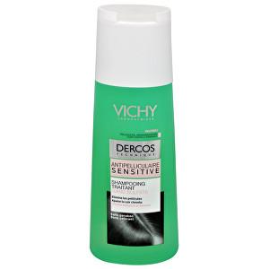 Vichy Bezsulfátový šampon proti lupům pro citlivou pokožku Dercos (Anti-Dandruff Sensitive Treatment Shampoo) 200 ml