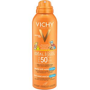 Vichy Opalovací mlha pro děti SPF50 Ideal Soleil (Anti-Sand Mist for Children) 200 ml